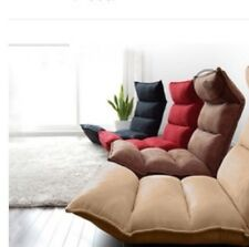 Foldable Floor Sofa Colour Camel
