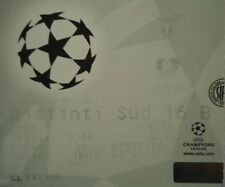 TICKET UEFA CL 1999/00 SS Lazio - Bayer Leverkusen