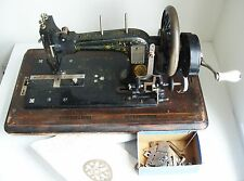 Frister & Rossmann Vintage Sewing Machine