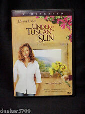 UNDER THE TUSCAN SUN WITH DIANE LANE DVD APPROX 113 MIN PG13