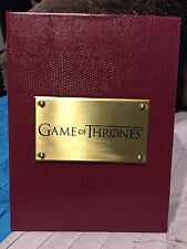 Game of Thrones Season 2 RARE Promo Boxed Set