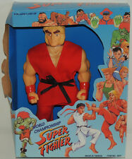 Ultra Scarce KEN Vintage STREET FIGHTER Comic Book Import Figure Doll MINT MIB