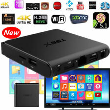 T95X TV BOX S905X Quad Core Android 6.0 KODI 16.1 XBMC 1G/8G Wifi 4k2k H.265