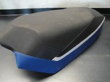 2009 09 SKIDOO 800X XP SNOWMOBILE BLACK BLUE SEATING COVER SEAT