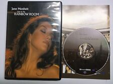 Jane Monheit - Live at the Rainbow Room (DVD, 2003) In The Sun, Never Never Land