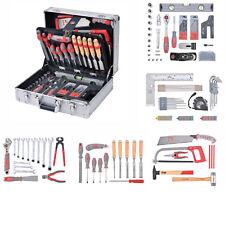Tixit Aluminiumkoffer Woody 121-teilig für Schreiner, Zimmerer und Hobby 60500