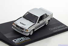 1:43 Altaya Opel Collection Opel Ascona B 400 Chuck Jordan silver