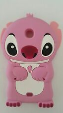 FR-PHONECASEONLINE SILICONE CASE STITCH PINK PARA WIKO BLOOM