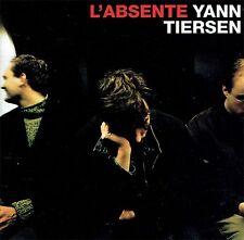 CD - YANN TIERSEN - L'Absente