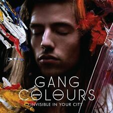 GANG COLOURS INVISIBLE IN YOUR CITY CD BROWNSWOOD DJ SEALED Gilles Peterson