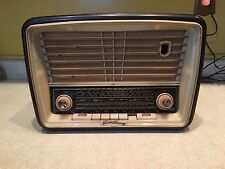 Korting Model #1007 Vintage AM/FM/SW Tube Radio WORKING ORDER!