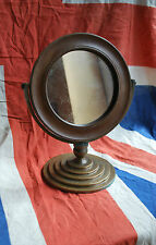 Art Deco Bakelite And Brass Shaving/Vanity Mirror - TV/Theatre/Film Prop