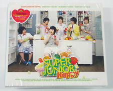 SUPER JUNIOR HAPPY - Cooking? Cooking! (1st Mini Album)