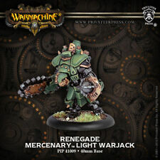 Warmachine: Mercenaries Renegade Light Warjack PIP 41009 Privateer Press NEW
