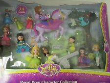 Sofia the First Royal Prep Character Collection Disney Jr. *NEW