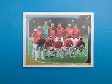 Panini Champions League 2008 2009 - N.559 MANCHESTER UNITED