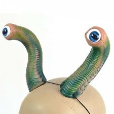 Unisex ALIEN Googly Eyes Antennas Halloween Fancy Dress Costume Accessory