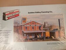 HO SCALE WALTHERS CORNERSTONE 933-3018 GOLDEN VALLEY CANNING COMPANY KIT