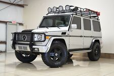 Mercedes-Benz: G-Class LIFTED 4X4