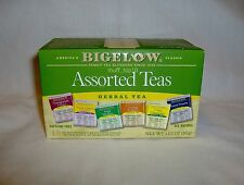Bigelow Assorted Herbal Teas Variety Pack - 18 Tea Bags 6 Blends