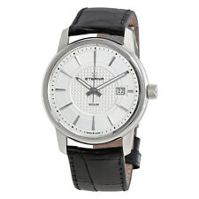 Eterna Soleure Automatic Silver Dail Mens Watch 8310.41.17.1185