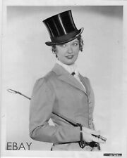 Evelyn Venable sexy w/whip VINTAGE Photo David Harum