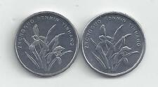 2 - 1 Jiao Coins from the People's Republic of China (2007 & 2009)