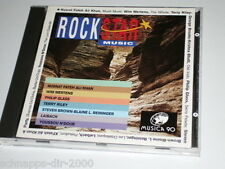ROCK STAR MUSIC VOL 6 CD YOUSSOU N´DOUR WIM MERTENS PHILIP GLASS NEUWERTIG