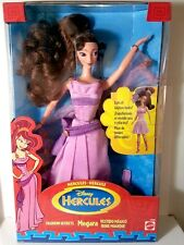 Disney Hercules Fashion Secrets Megara Doll Mattel 1996 Intl Canadian Version