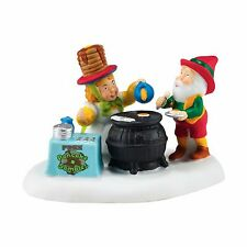 "Department 56 North Pole ""SIZZLIN SAMPLES"" New 2016 FREE SHIPPING"