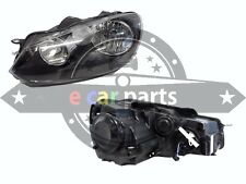 VOLKSWAGEN GOLF MK6 HEAD LIGHT LEFT HAND SIDE 10/2008 - 07/2013