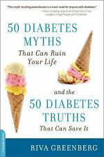 50 Diabetes Myths That Can Ruin Your Life: And the 50 Diabetes Truths-ExLibrary