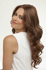 BRIANNA LACE FRONT MONOPART WIG BY ENVY *YOU PICK COLOR *NEW IN BOX WITH TAGS