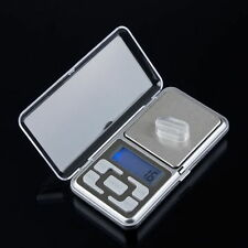 500gx0.01g Portable Mini Digital LCD Electronic Jewelry Pocket Gram Weight Scale