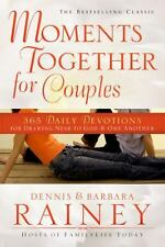 Moments Together for Couples: 365 Daily Devotions for Drawing Near to God & One