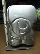 ZIGGY vtg cake baking pan Tom Wilson toon retro comic strip dialogue box Wilton