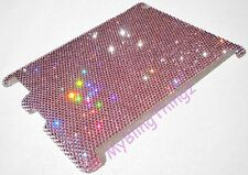 16ss LIGHT PINK CRYSTAL Diamond Bling Case for iPad 3 made w/ Swarovski Elements