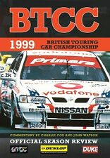 BTCC British Touring Car Championship - Official Season Review 1999 (New DVD)