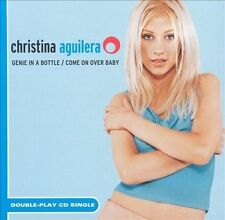 Aguilera, Christina Genie in a Bottle  Come on Over Baby CD