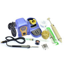 220V 65W Electronic SMD Soldering Station Iron Mobile Phone Repair HAKKO FX-888D