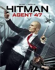 Hitman: Agent 47 (Blu-ray Disc, 2015) NEW