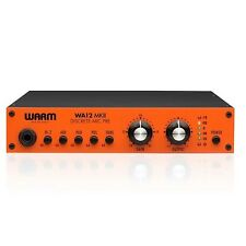Warm Audio WA-12 Microphone Preamp | New w/Warranty, Free Shipping!