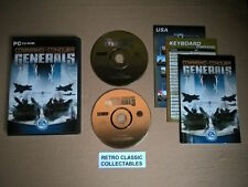 Command & Conquer Generals for PC - FREE U.K. POSTAGE