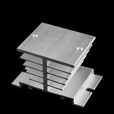 Neu Aluminum Heat Sink for SSR 10A~40A Solid State Relay Heat Dissipation