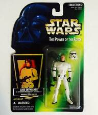 "HASBRO /KENNER STAR WARS 3.75INCH POWER OF THE FORCE "" LUKE SKYWALKER "" -RARE"