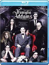 La Famiglia Addams Christopher Lloyd BLU RAY NUOVO OCCASIONE SOLO 1 EURO