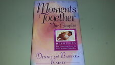 Moments Together for Couples : Devotions for Drawing near to God and One Anot...
