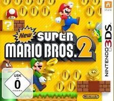 NINTENDO 3DS NEW SUPER MARIO BROTHERS 2 * NEU