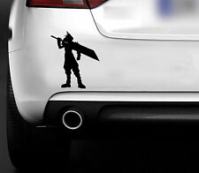 Final Fantasy XIII DISSIDIA Sticker CAR VAN 4X4 XBOX LAPTOP BUMPER,WINDOW