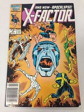 X Factor #6 July 1986 1st full appearance Apocalypse